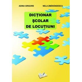 Dicționar Școlar de Locuțiuni