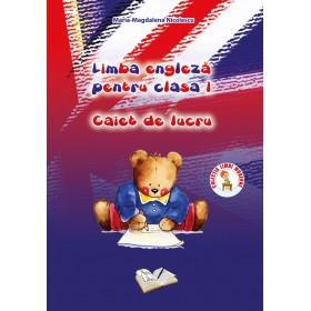 Limba engleză, Clasa I - Caiet de lucru