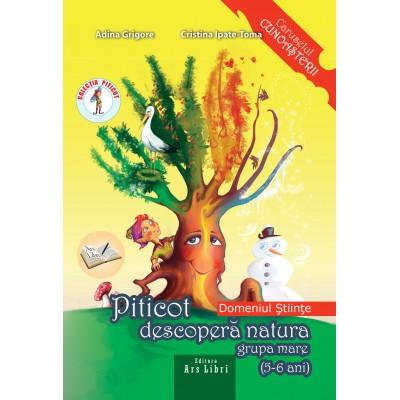 Piticot descoperă natura 5-6 ani