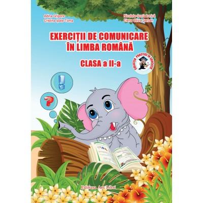 Exerciții de comunicare în Limba Română, Clasa a II-a
