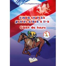 Limba engleză, Clasa a II -a - Caiet de lucru