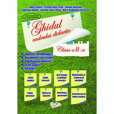 Ghidul cadrului didactic, Clasa a II-a