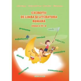 Exerciții de Limba și Literatura Română, Clasa a III-a