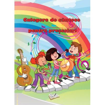 Culegere de cântece pentru preșcolari