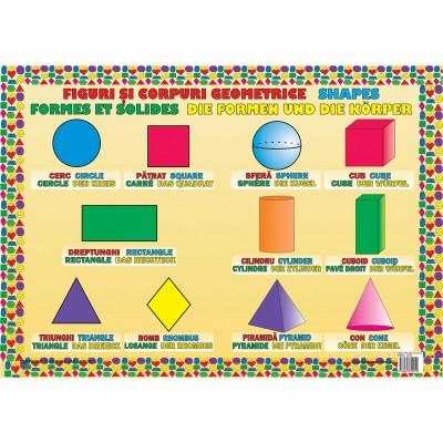Figuri și Corpuri Geometrice
