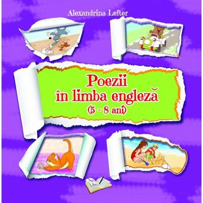 Poezii în limba engleza (5-8 ani)