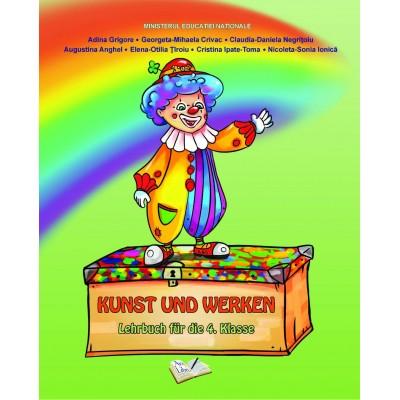 KUNST UND WERKEN -Lehrbuch für IV. Klasse