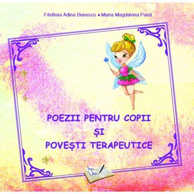 Poezii pentru copii şi poveşti terapeutice